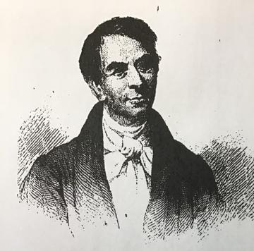 theological physiognomy  the german protestant theologian august neander sketched in the american magazine littells living age